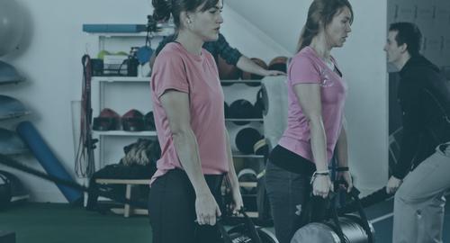 planificación entrenamiento mujeres
