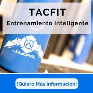 Entrenamiento Tacfit