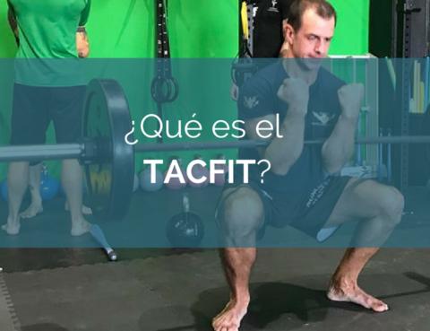 ¿Qué es el tacfit?